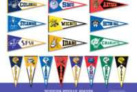 Free College Pennant Cliparts, Download Free Clip Art, Free throughout College Banner Template