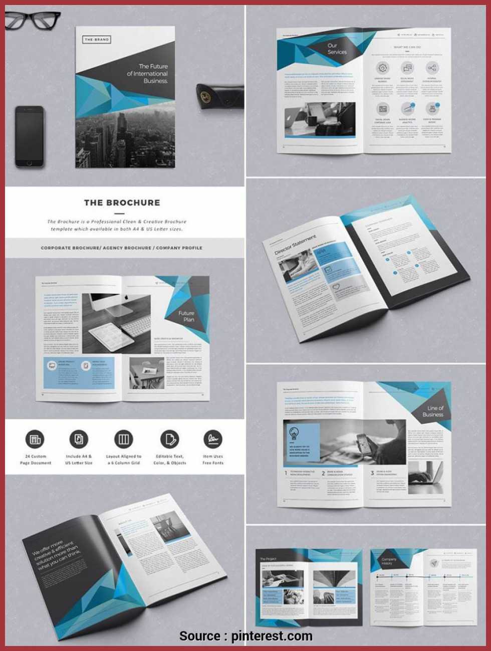 Free Free Business Flyer Templates Indesign The Brochure Inside Indesign Templates Free Download Brochure