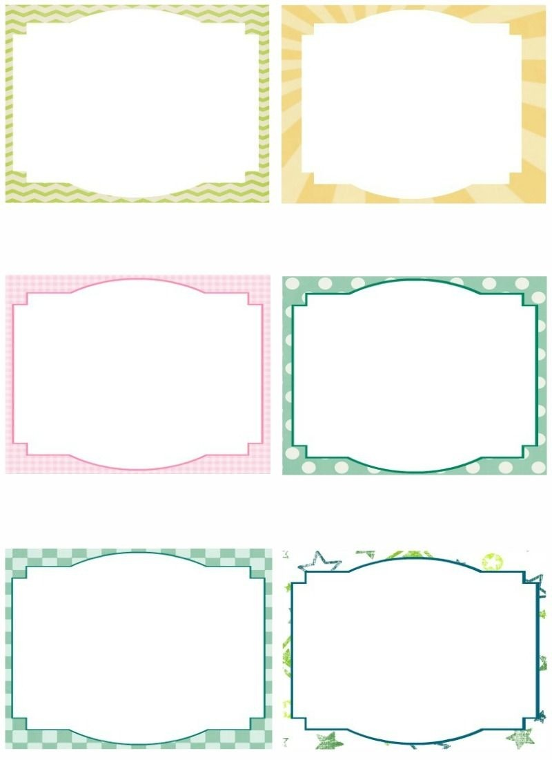 Free Note Card Template. Image Free Printable Blank Flash In 3X5 Blank Index Card Template