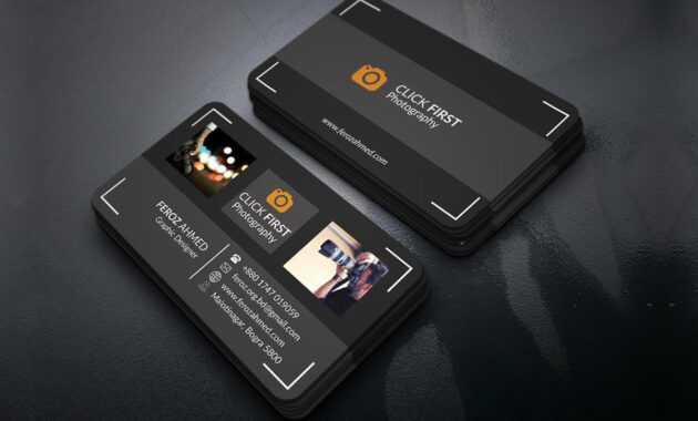 Free Photography Business Card Template - Creativetacos with regard to Free Business Card Templates For Photographers