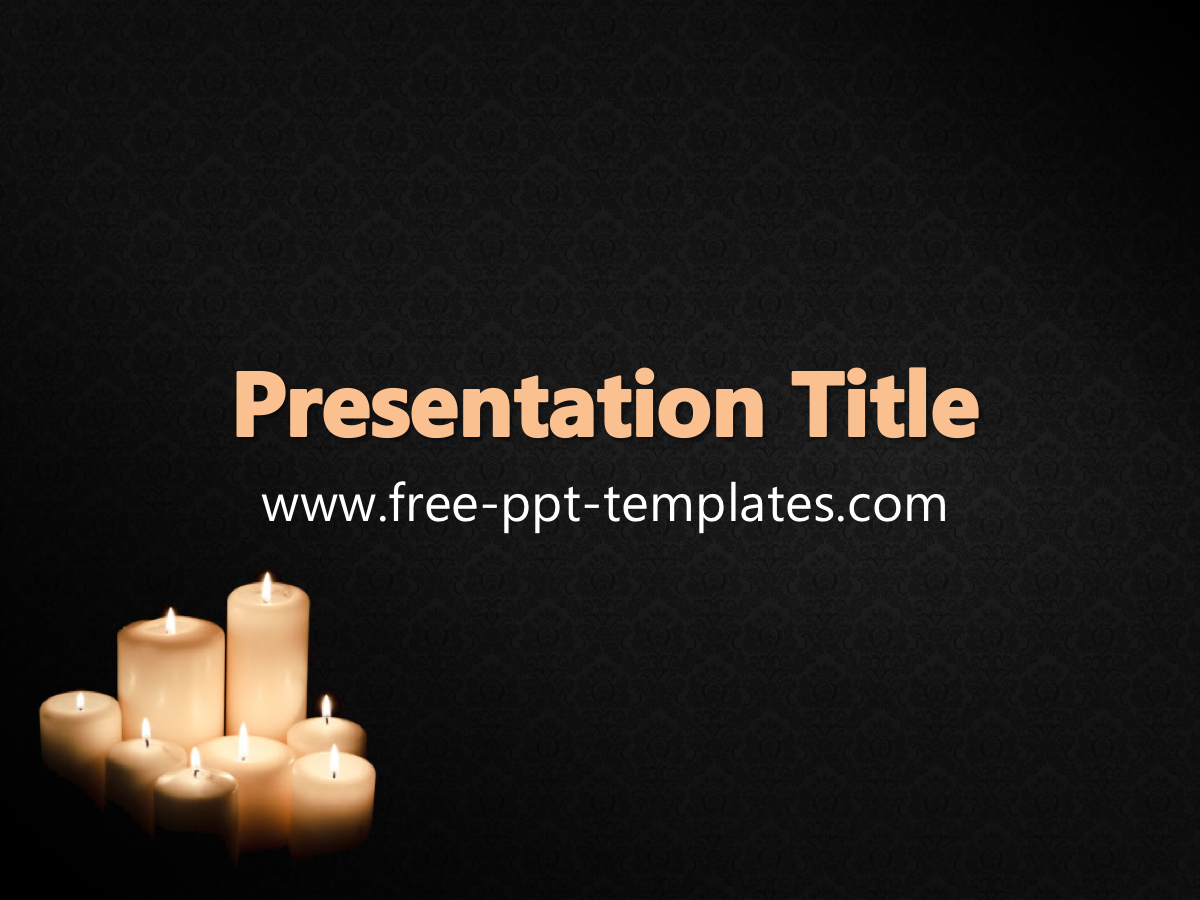 Funeral Ppt Template For Funeral Powerpoint Templates Inside Funeral Powerpoint Templates