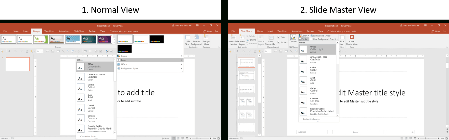 How To Create A Custom Powerpoint Theme Intended For Save Powerpoint Template As Theme