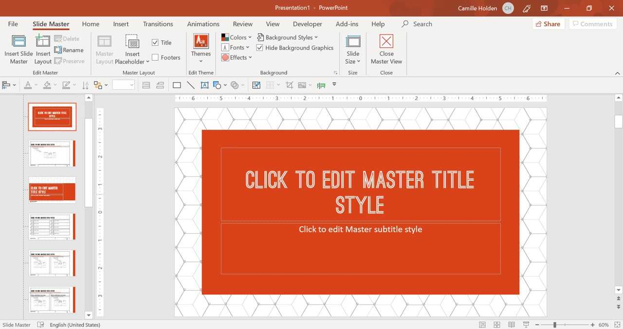 How To Create A Powerpoint Template (Step By Step) Within How To Save Powerpoint Template