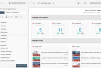 How To Create Pinterest Social Media Marketing Report within Social Media Marketing Report Template