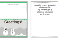 How To Supply Greeting/christmas Cards | W3Pedia pertaining to Birthday Card Indesign Template