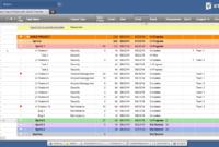 It Portfolio Management Report Templates And Portfolio intended for Portfolio Management Reporting Templates