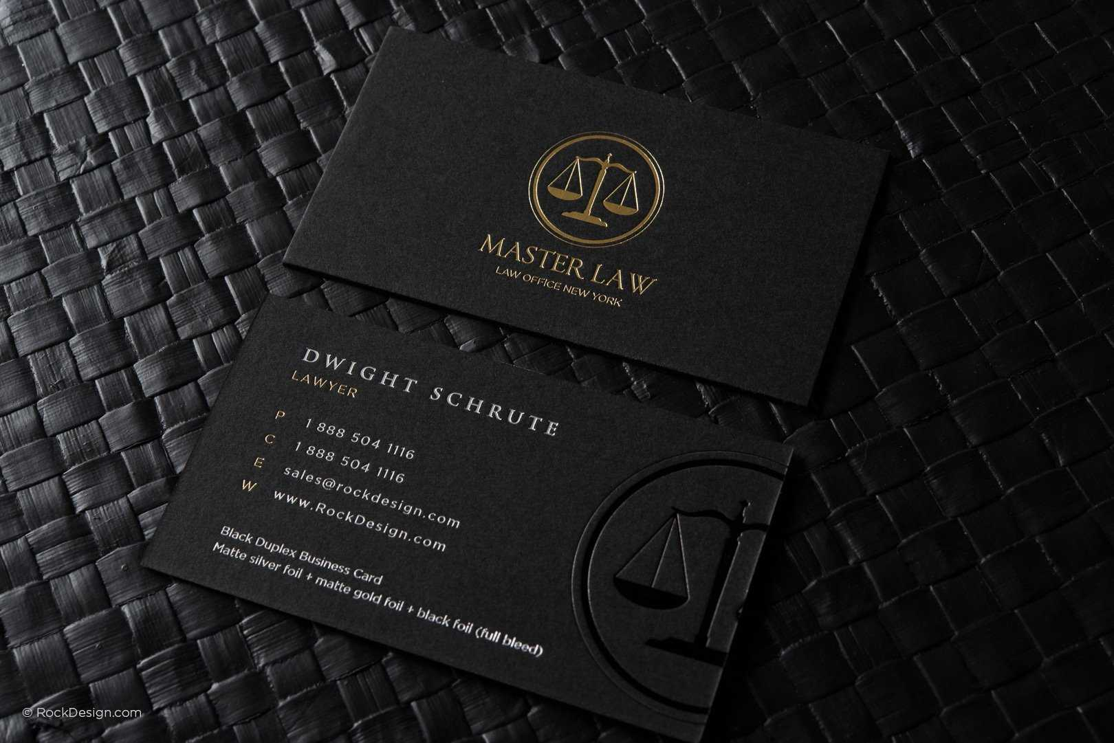 Legal Business Cards Templates Free - Atlantaauctionco Throughout Legal Business Cards Templates Free