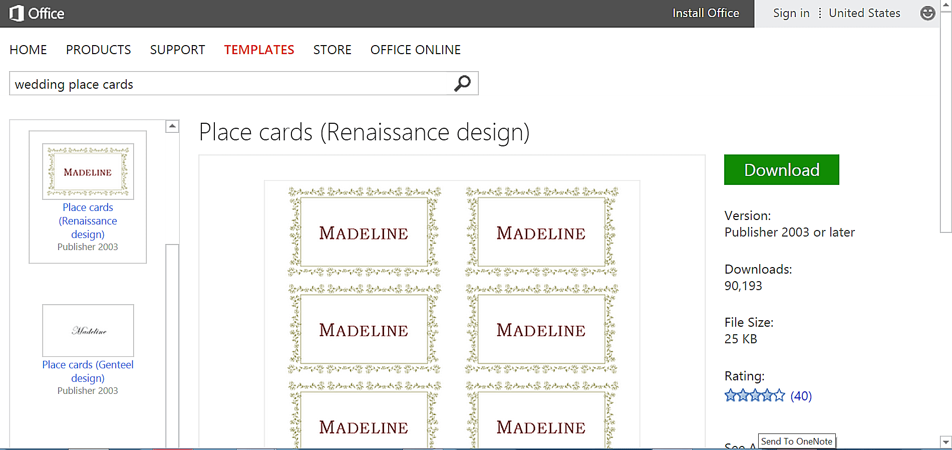 Make Wedding Planning Easier Using Microsoft Office With Regard To Microsoft Word Place Card Template