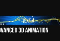 "Minecraft 3D Animated Banner Template – ""boomin' Beats"" In Animated Banner Template"