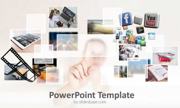 Multimedia Powerpoint Template for Multimedia Powerpoint Templates