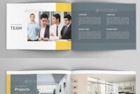 Multipurpose Brochure / Catalogue Template This Is 12 Page Throughout 12 Page Brochure Template