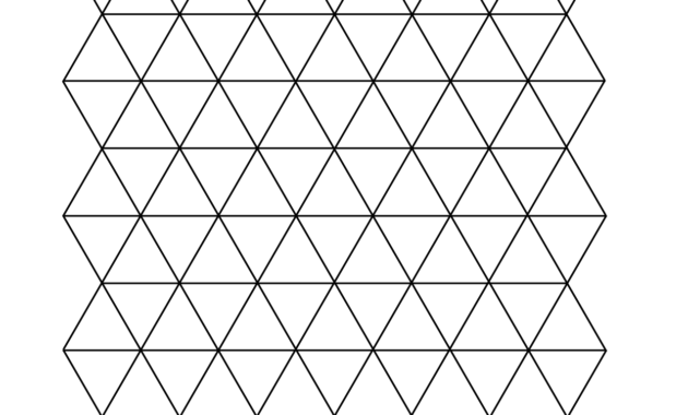 Pattern Block Template   Pattern Blocks (Triangles) 214 with Blank Pattern Block Templates