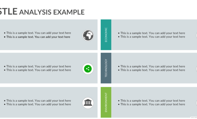 Pestle Analysis Example - You Can Edit This Template And intended for Pestel Analysis Template Word