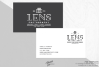Photography Business Card Template throughout Photography Business Card Template Photoshop
