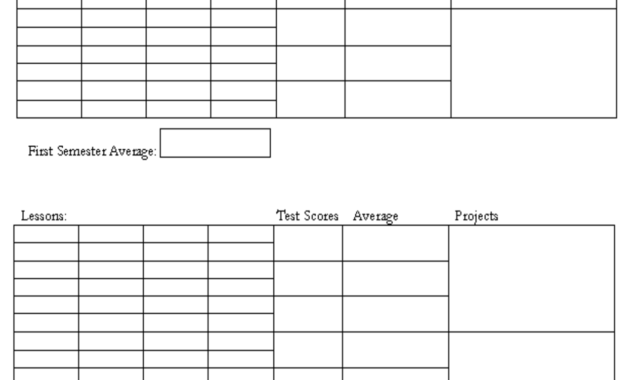 Pinbecky Crossett On Children #10   Report Card Template intended for Homeschool Report Card Template