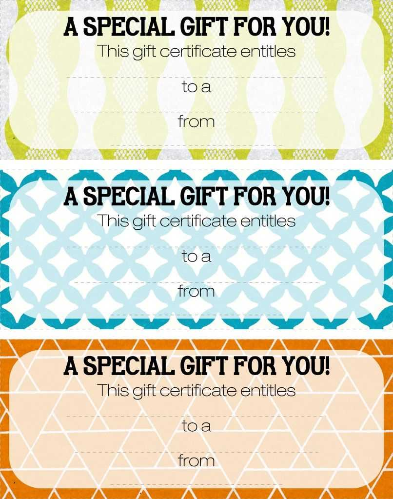 Pretty Printable Coupons. Give This To Let Them Know They Regarding Magazine Subscription Gift Certificate Template