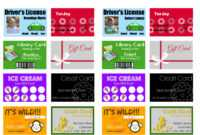 Printable (And Customizable) Play Credit Cards – The Crazy throughout Credit Card Template For Kids