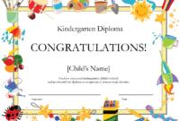 Printable Certificates | Printable Certificates Diplomas regarding 5Th Grade Graduation Certificate Template