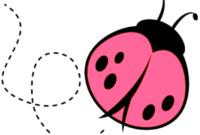 Printable Ladybug Template Cake Ideas And Designs Clipart for Blank Ladybug Template