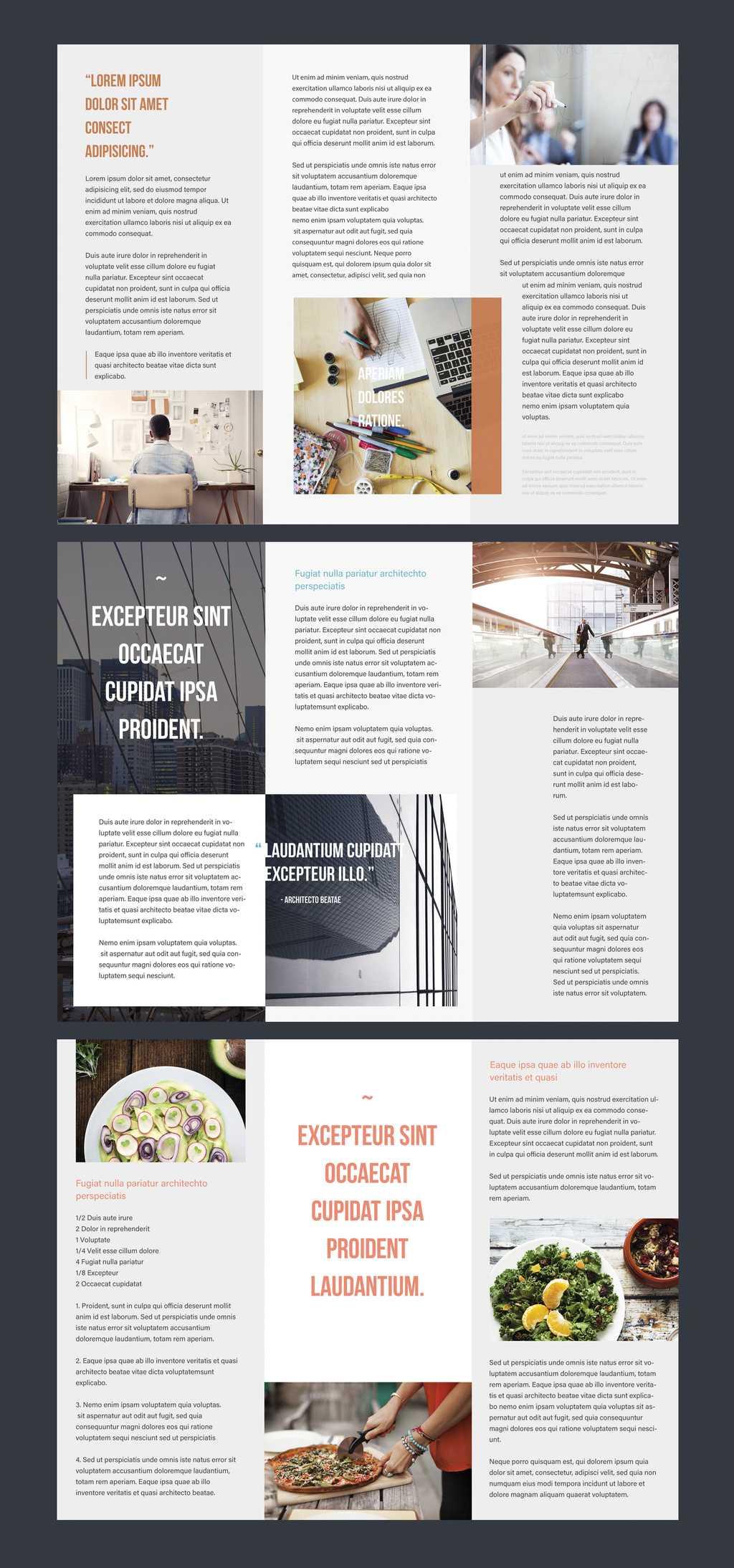 Professional Brochure Templates   Adobe Blog With Regard To Adobe Tri Fold Brochure Template