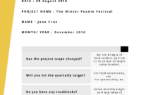 Progress Report: How To Write, Structure And Make It intended for Monthly Health And Safety Report Template
