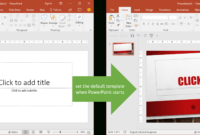 Set The Default Template When Powerpoint Starts | Youpresent pertaining to Powerpoint 2013 Template Location