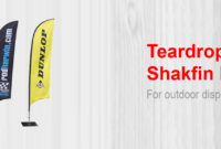 Sharkfin Banner Template – Atlantaauctionco in Sharkfin Banner Template
