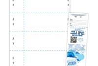 Shop Raffle Tickets – Free Templates Available | Defy Paper with Blanks Usa Templates