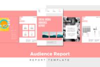 Social Media Marketing: How To Create Impactful Reports in Social Media Marketing Report Template