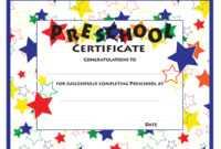 Star Certificate Template Word | Certificatetemplateword In within Star Certificate Templates Free