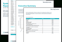 System Configuration Report – Sc Report Template | Tenable® within Nessus Report Templates