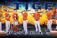 Team Templates – Awesome Sport Banners regarding Sports Banner Templates