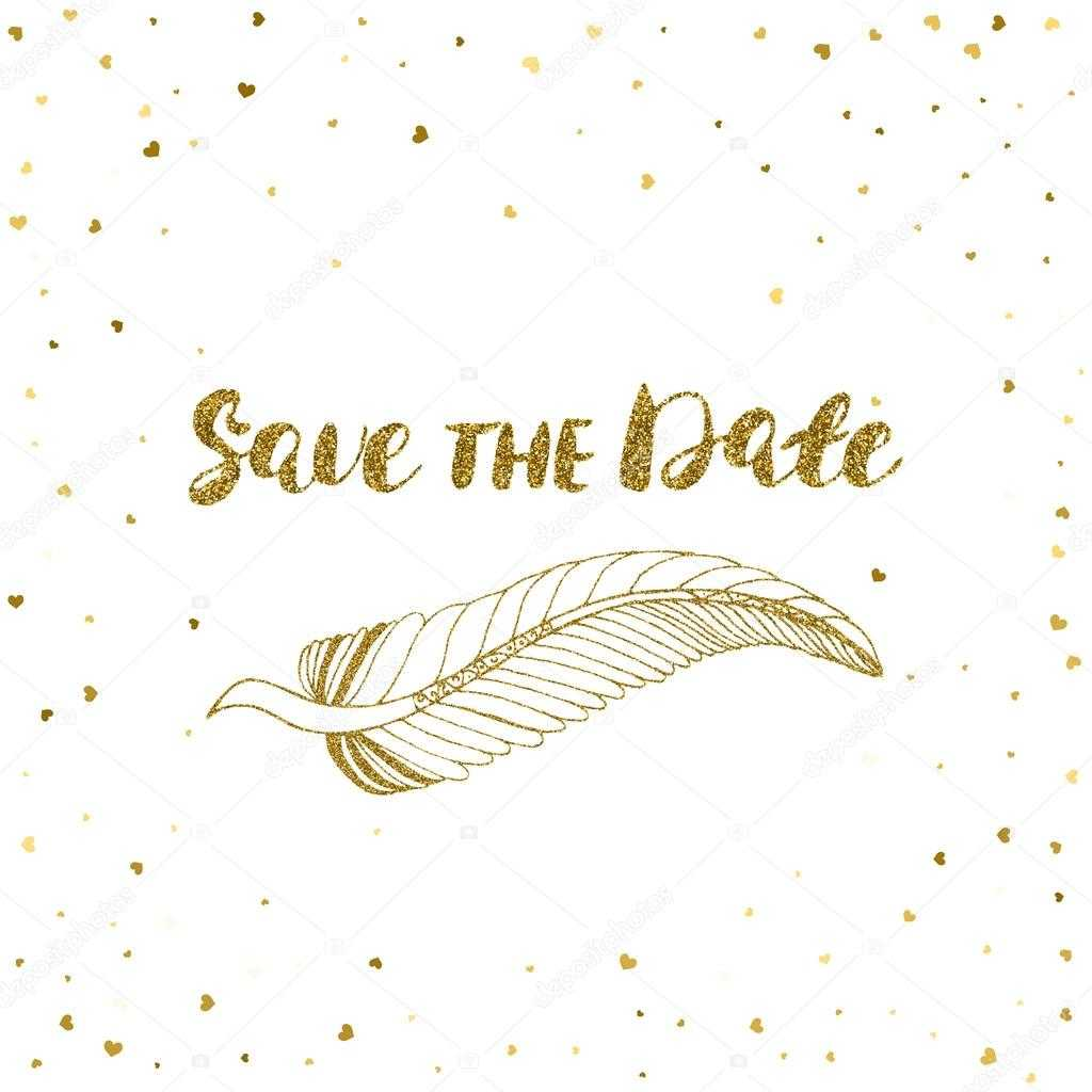 Template For Card, Banner, Flyer, Save The Date Invitation Within Save The Date Banner Template