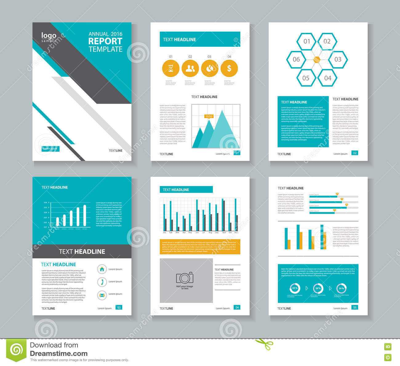 Templates For Annual Reports - All New Resume Examples Within Annual Report Template Word