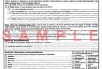Termite Inspection: Sample Termite Inspection Report with regard to Pest Control Inspection Report Template
