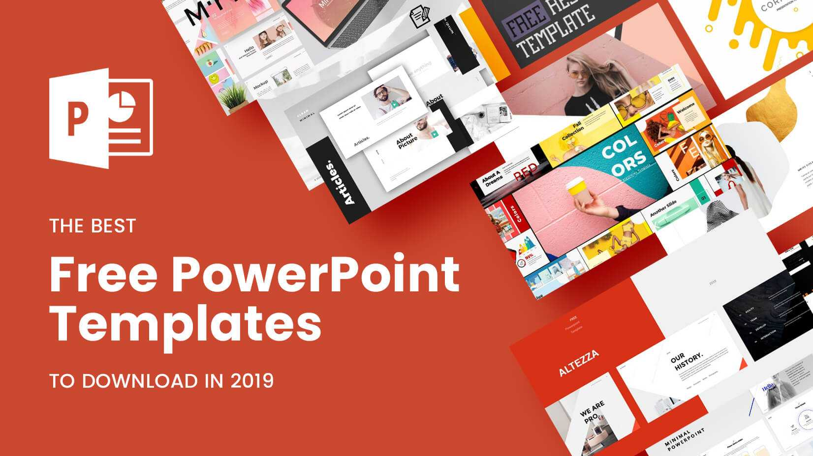 The Best Free Powerpoint Templates To Download In 2019 For Fun Powerpoint Templates Free Download