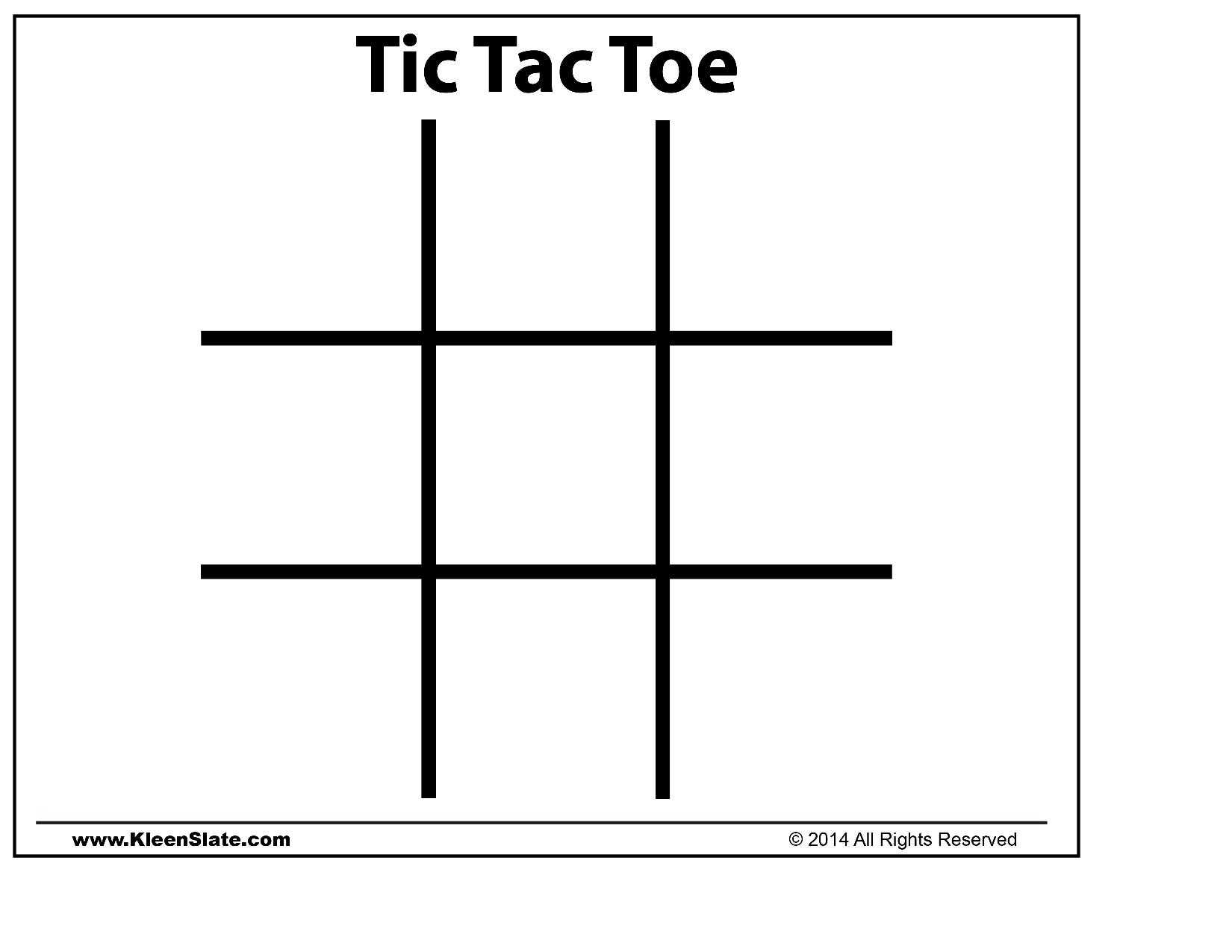 Tic Tac Toe Template | Trafficfunnlr Intended For Tic Tac Regarding Tic Tac Toe Template Word