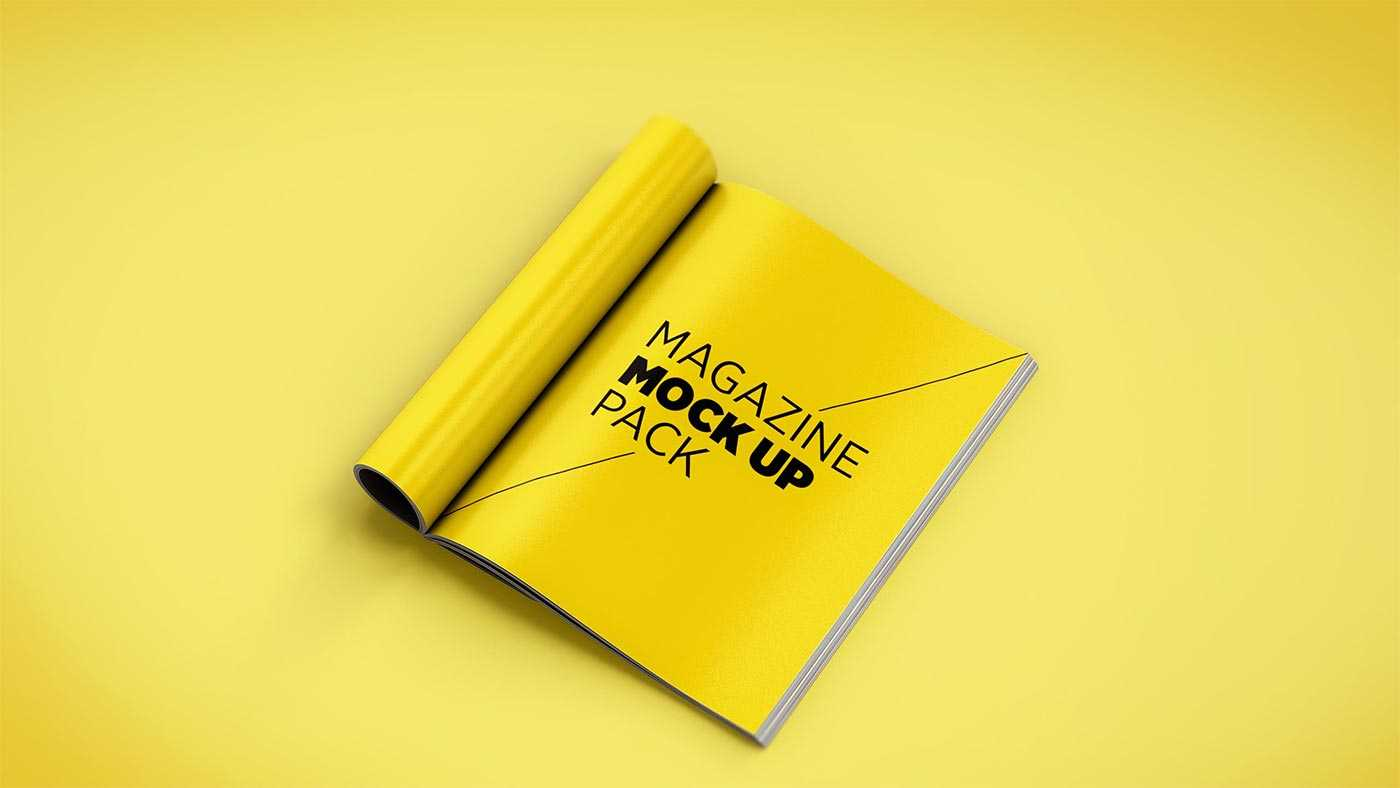 Top 30+ Magazine Psd Mockup Templates In 2019 – Colorlib In Magazine Ad Template Word