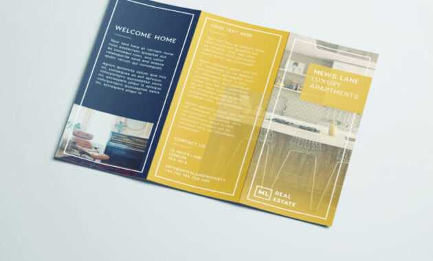 Tri Fold Brochure | Free Indesign Template pertaining to Adobe Indesign Tri Fold Brochure Template