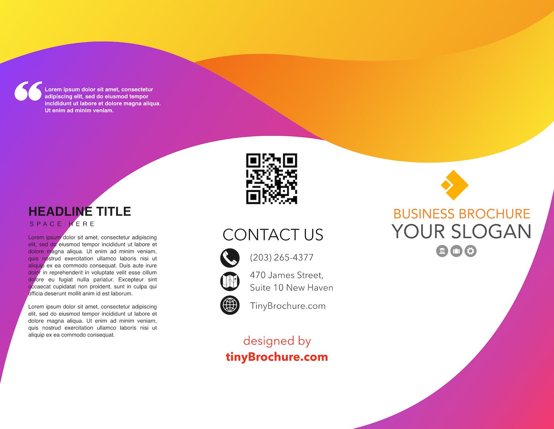 Tri Fold Brochure Template Google Docs Throughout Brochure Template For Google Docs