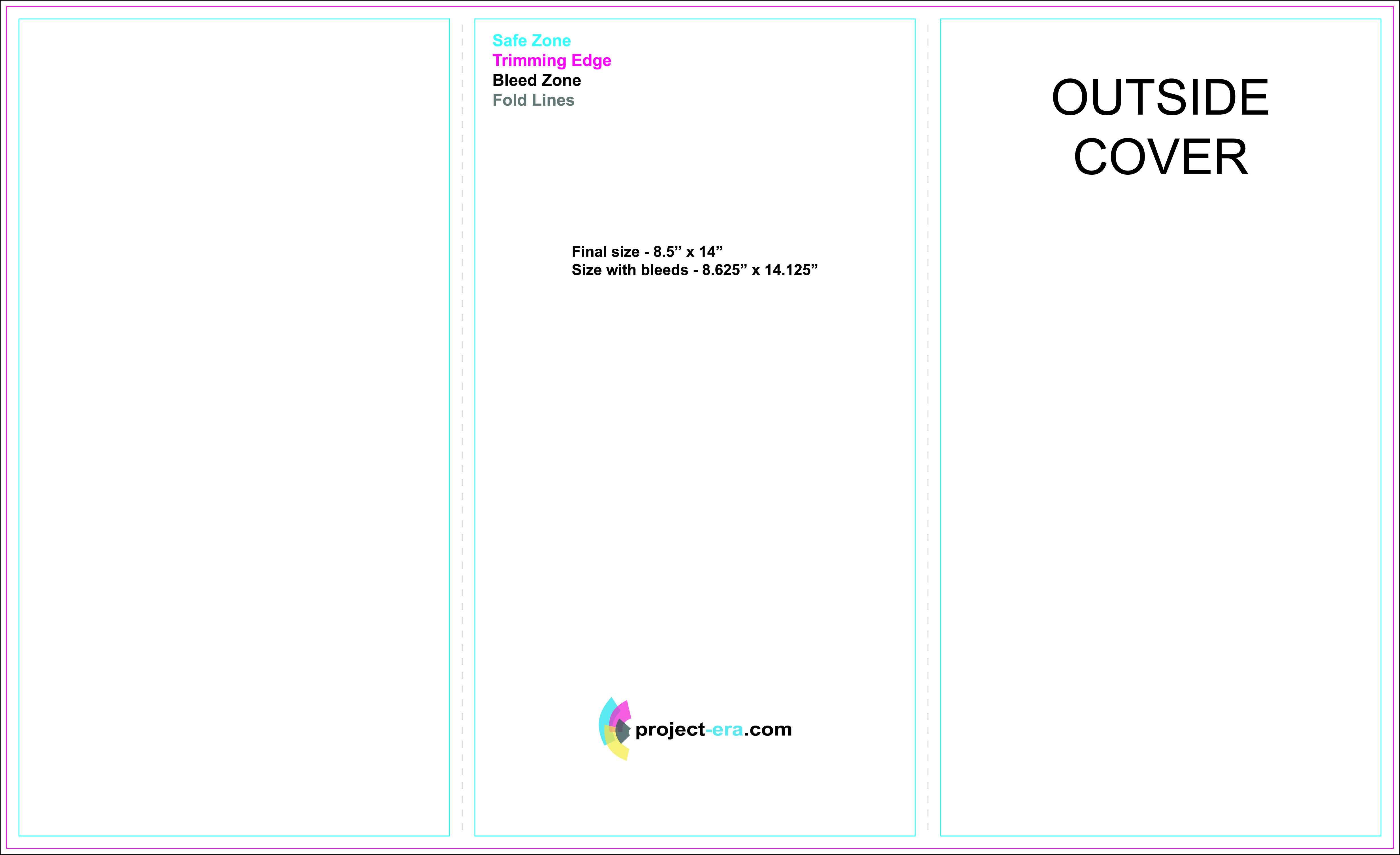 Tri Fold Brochure Template Illustrator (2) | Best Agenda With Tri Fold Brochure Template Illustrator