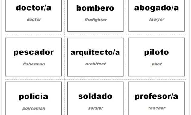 Vocabulary Flash Cards Using Ms Word throughout Flashcard Template Word