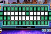 Wheel Of Fortune Powerpoint Game – Youth Downloadsyouth intended for Wheel Of Fortune Powerpoint Game Show Templates