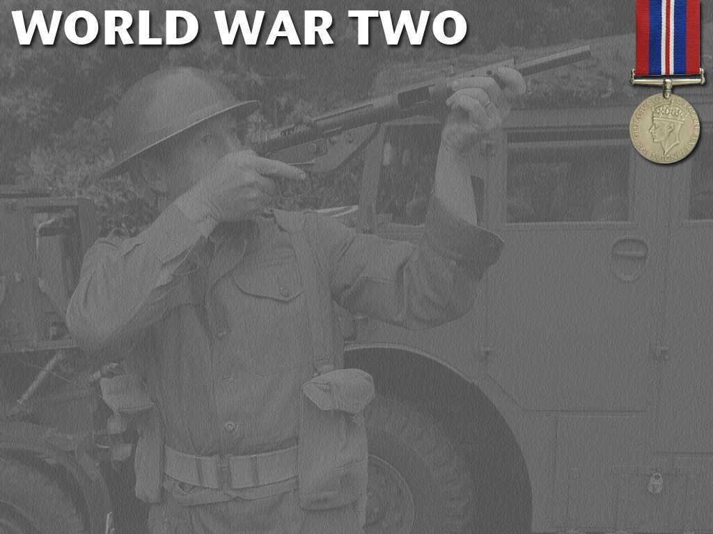 World War 2 Powerpoint Template 1 | Adobe Education Exchange With World War 2 Powerpoint Template